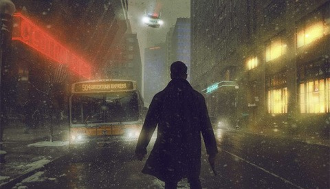 Create a Blade Runner Inspired Image in Photoshop