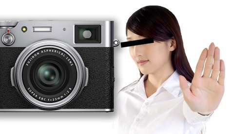 Does Holding a Fuji Camera Give You a License to Be Obnoxious?