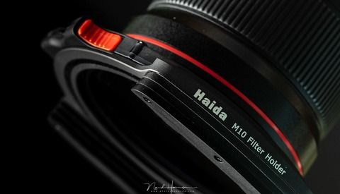 A Review of the New Haida M10 Filter System and Red Diamond Filters