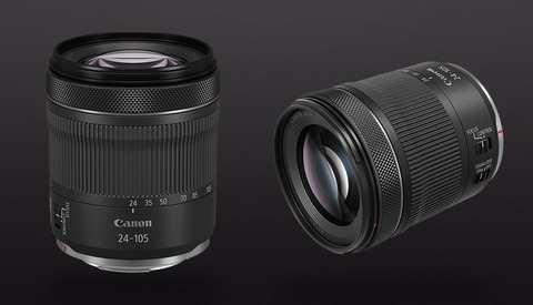 Canon Announces the RF 24-105mm f/4-7.1 IS STM Lens for Mirrorless