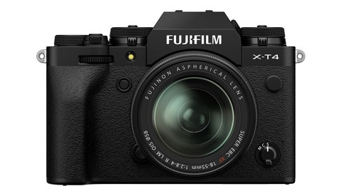 Fujifilm Announces the New X-T4 Flagship Camera
