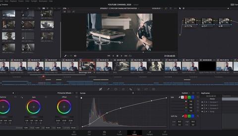 Goodbye Adobe Premiere, Hello Da Vinci Resolve