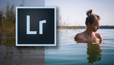 How to Make Beautiful Blue Water Using Lightroom's Color Brush Tool