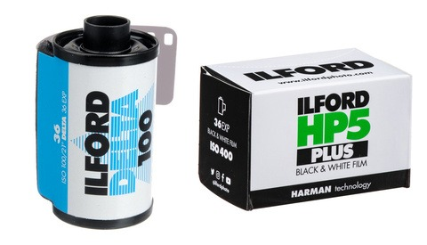 Ilford Halts Film Production Due to Coronavirus Pandemic