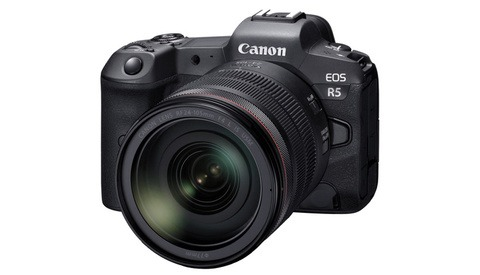 Canon Confirms the EOS R5 Camera Is Essentially a Mirrorless 5D