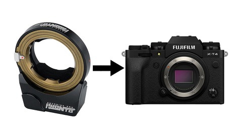 The Holy Grail of Adapters Comes to Fujifilm X Mount