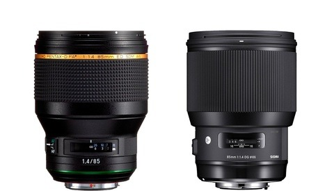 Comments Suggest the Newly Announced Pentax FA* 85mm f/1.4 Is Just a Rehoused Sigma Lens — Probably Not