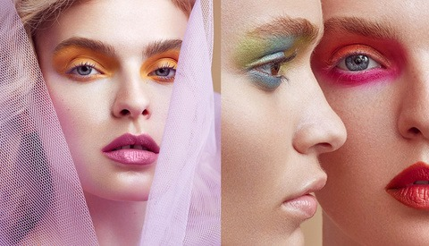 How I Shot This Pastel Beauty Spread for Female Malaysia