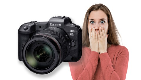 The Canon EOS R5 Is Mind-Blowing but There Are Still Major Questions to Be Answered
