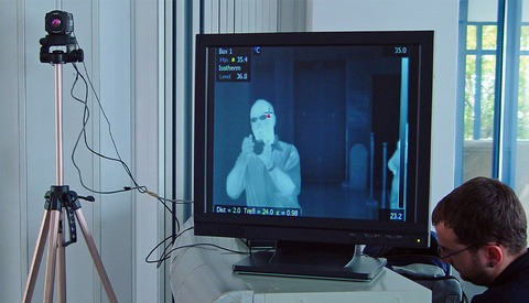 Amazon Is Now Using Thermal Cameras to Identify Employees Who Might Have COVID-19