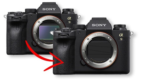 New Sony Firmware Allows You to Close Shutter When Swapping Lenses