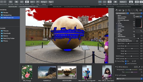 RAW Power 3.0 Offers Mac-Based Photographers a Capable Editor and iOS Integration