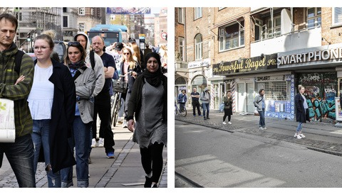 Photo Series Shows How the Media Can Manipulate Reality Using Different Lenses