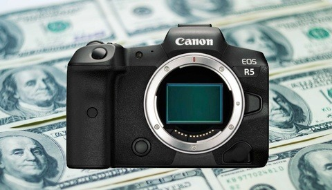 The Canon EOS R5 Should Be Priced Less Than $4,000
