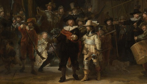 Scientists Use a Hasselblad Camera to Create a 45 Gigapixel Image of a Rembrandt Masterpiece