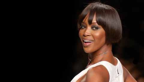 Supermodel Naomi Campbell Shoots Her Own Magazine Cover With Her Phone