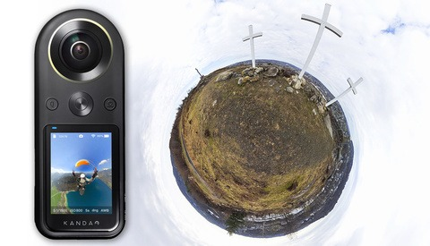Fstoppers Reviews the Kandao QooCam 8K: The Holy Grail of 360 Cameras for Photographers?