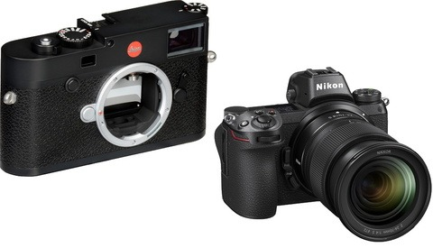 Why 2018 Was When Nikon Pivoted to Mirrorless (and Canon followed)