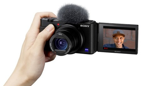 Sony Announces the ZV-1: A Compact 4K Vlogging Camera With Fully Articulating Screen