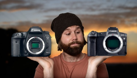 Can a 6-year-old DSLR Keep Up With Modern Cameras?