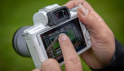 Why Are Touchscreens Often Limited on Modern Cameras?