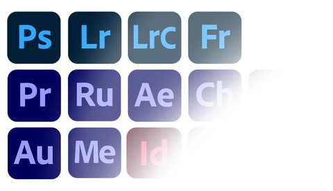 Why Are Adobe's Icons the Same Color?