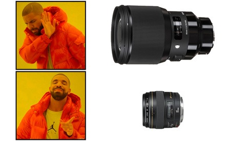 We Need More Affordable, Light f/1.8 Lenses