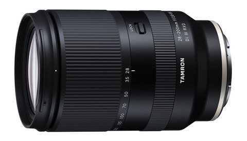 Tamron Announces the 28-200mm f/2.8-5.6 Di III RXD Lens for Sony E