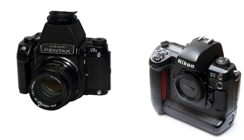 The Supreme Reign of the DSLR Began in 1999: How Did It Happen?