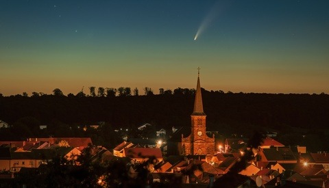 Hurry and Photograph Comet C/2020 F3 Neowise Before It Fades Away!