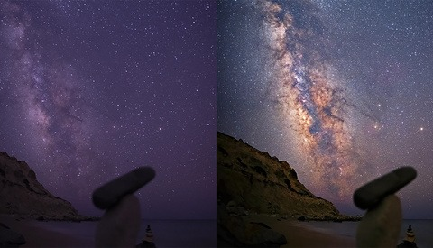 Create a Really Good Milky Way Photo in Just a Few Clicks with Astro Panel 4