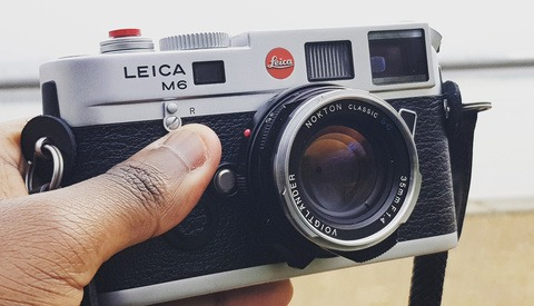 Leica Adds Devin Allen, a Gordon Parks Foundation Fellow, to Its Ambassadors