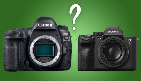 Which Should You Choose: DSLR or Mirrorless?