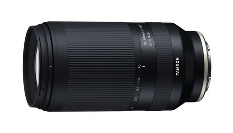 Tamron Announces the 70-300mm f/4.5-6.3 Lens for Sony Full-Frame Cameras