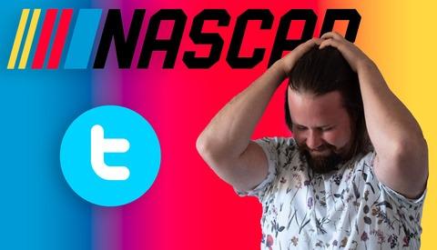 Camera Nerds Going Crazy Over NASCAR Image Blunder