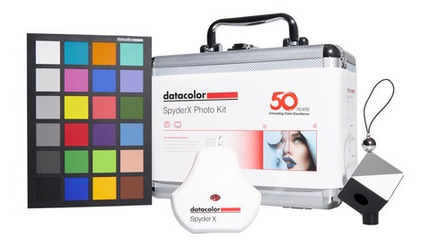 How the Datacolor SpyderX Photo Kit Can Improve Your Photos