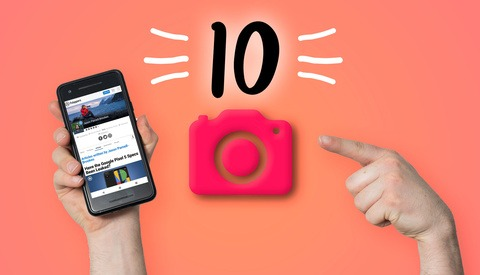 10 Tips for Better Smartphone Photography