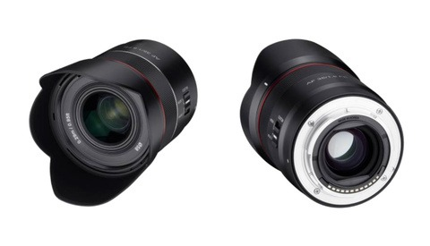 Samyang Announces the AF 35mm f/1.8 Lens for Sony Full-Frame Mirrorless Cameras