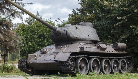 When Is Your Camera Likely to Fail and What Can the Soviet T34 Tank Tell You About It?