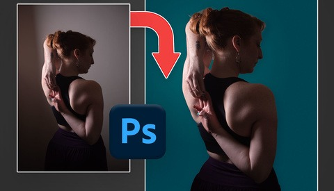 Use this New, Easier Method to Replace Backgrounds in Photoshop