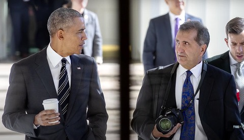 Fstoppers Interviews Legendary White House Photographer Pete Souza