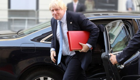 Could You Make Boris Johnson Look Good for $75k per Year? The U.K. Government Is Looking for a Photographer