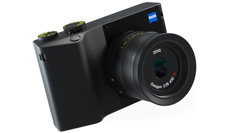 The Unique Zeiss ZX1 Camera With Lightroom Built in Is Finally Available for Order
