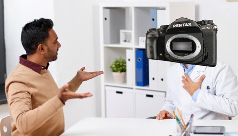 Why Is Pentax Convinced That DSLRs Are the Future?
