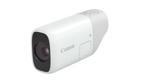 Canon PowerShot ZOOM: More Reach Than a Smartphone, More Compact Than a Pair of Binoculars