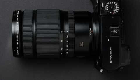 Fujifilm GF 45-100mm f/4: The GFX Mid-Range Zoom