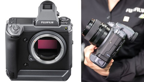 400 Megapixel Shots Now Possible After Fujifilm GFX 100 Firmware Update
