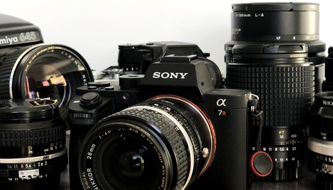 Sony a7 Series: The Best Digital Cameras for Manual Focus Film Photographers