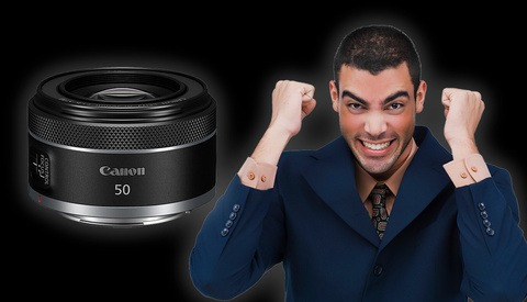 Great News for Canon Shooters: The RF 50mm f/1.8 Is Going to Be Refreshingly Affordable