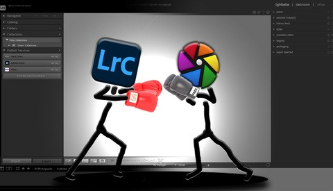 Freeware Versus Subscription Part 1: Can Darktable's 'Lighttable' Beat Lightroom's 'Library'?